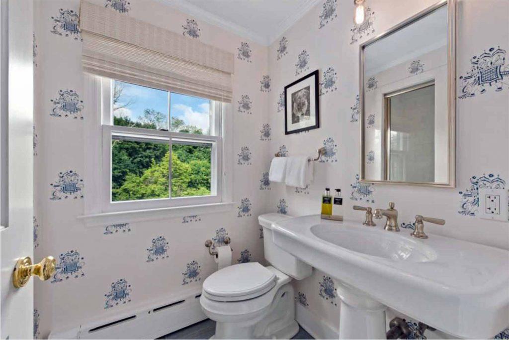 Cherry Street House - Bathroom Renovations - by Anne Hickok Hanley