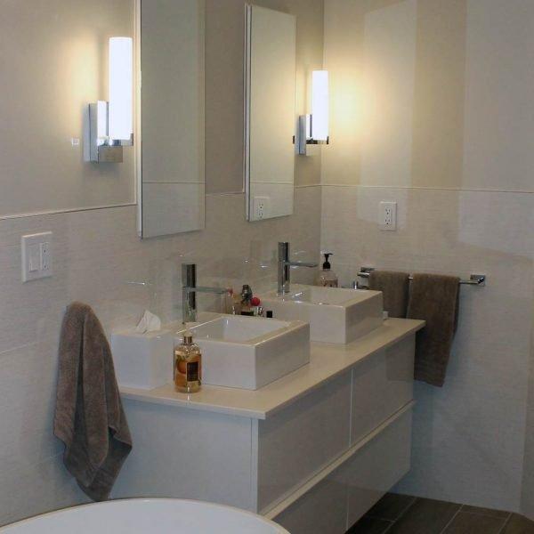 Small Zen Bathroom