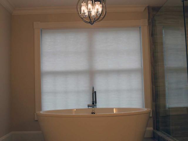 Sweet Master Bathroom Renovation by Anne Hickok Hanley