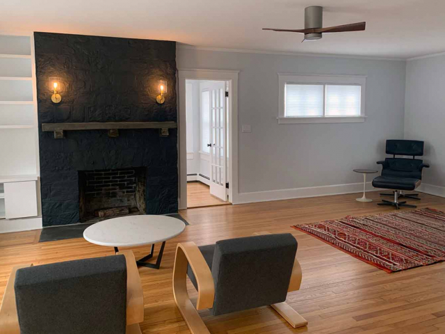 Terrace House - Whole House Renovation - Anne Hickok Hanley