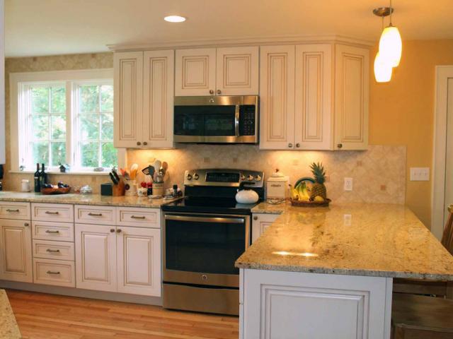 Tuscan Kitchen Renovation, Anne Hickok Hanley