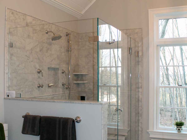 Horse Country Retreat Master Bath Renovation by Anne Hickok Hanley
