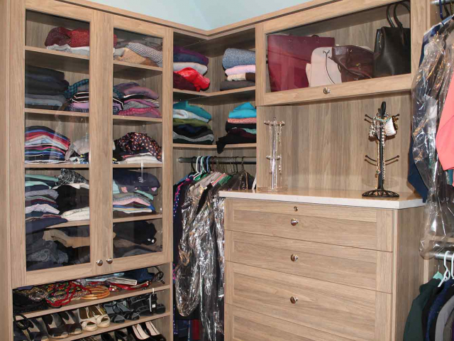 Jewel Onsuite Master Bathroom and Closet Renovation by Anne Hickok Hanley