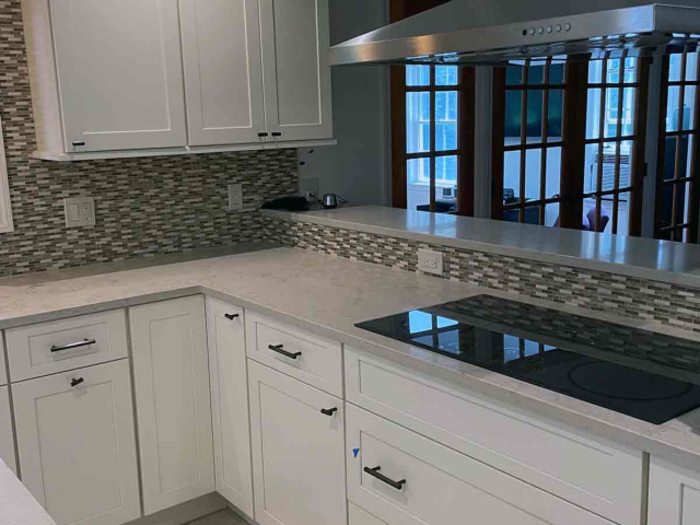Cool Colonial - Kitchen Renovation Project - Anne Hanley